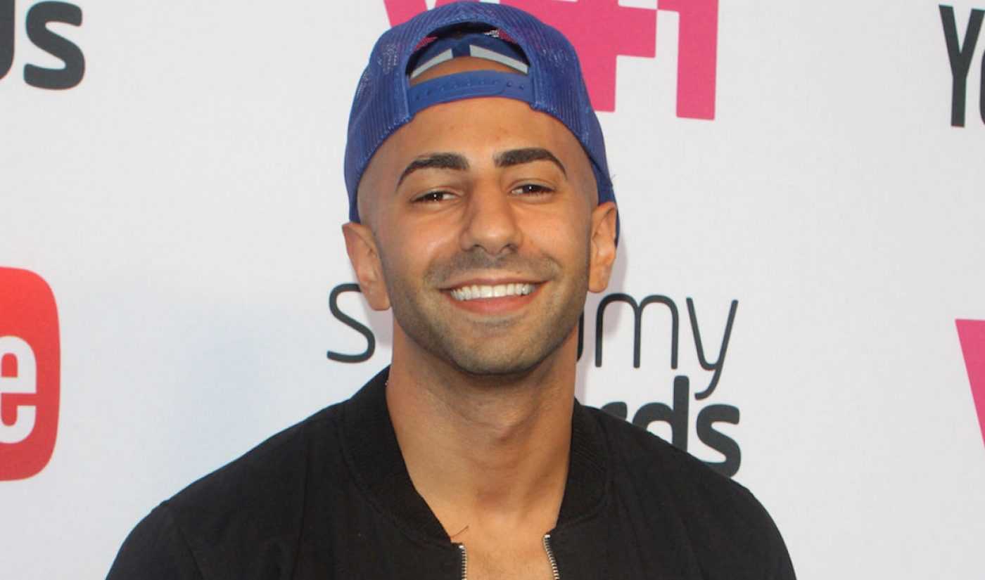FouseyTube Just Did The Impossible. He Took A Break From YouTube (With Help From His App)