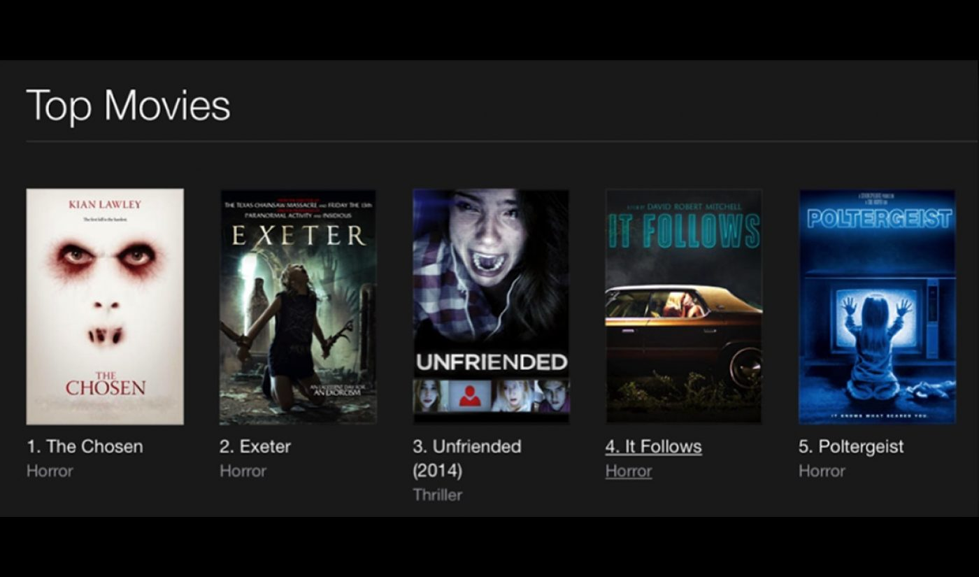 'The Chosen' Comes To Netflix After Topping iTunes Horror Charts (Exclusive)