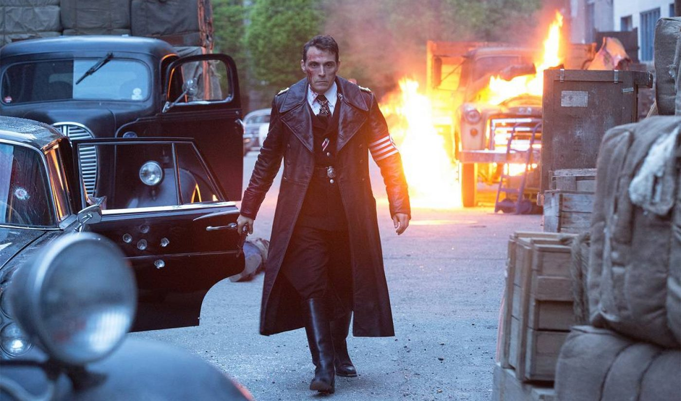 Amazon Members Spent Eight Times More Time Watching Originals Over The Last Few Months