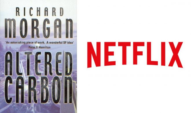 Netflix Orders Sci-Fi Series 'Altered Carbon' Based On Richard Morgan Novel