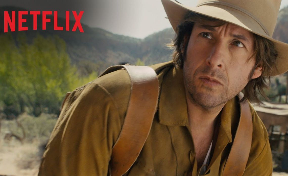 Netflix Reveals 'Ridiculous 6' Most-Watched Movie, Discusses Content Censorship