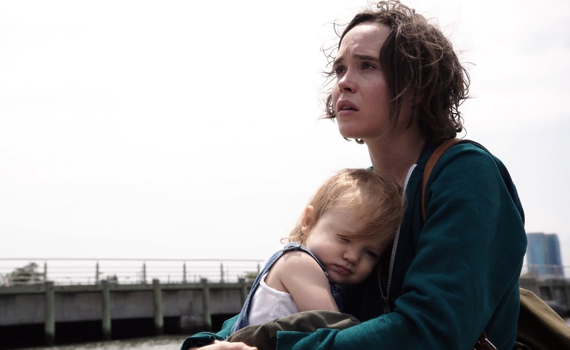 Netflix Picks Up Featu... Ellen Page Netflix