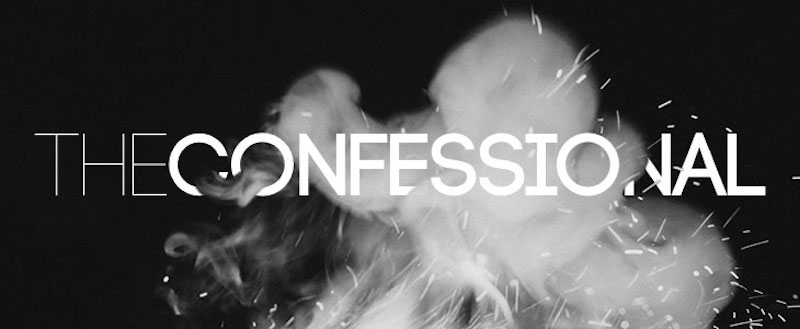 TheConfessional_B&w