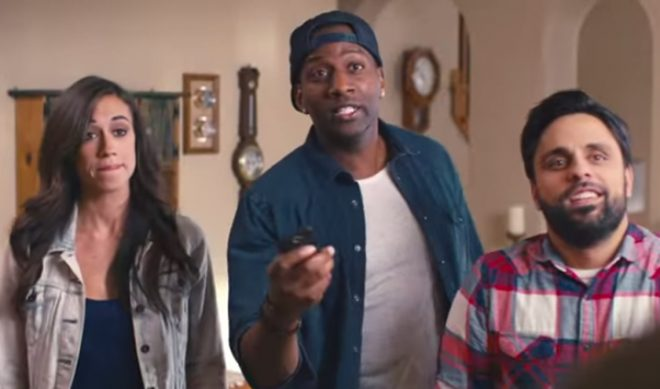 Social Media Stars DeStorm, Colleen Evans, Ray William Johnson Make Super Bowl Videos With DiGiorno