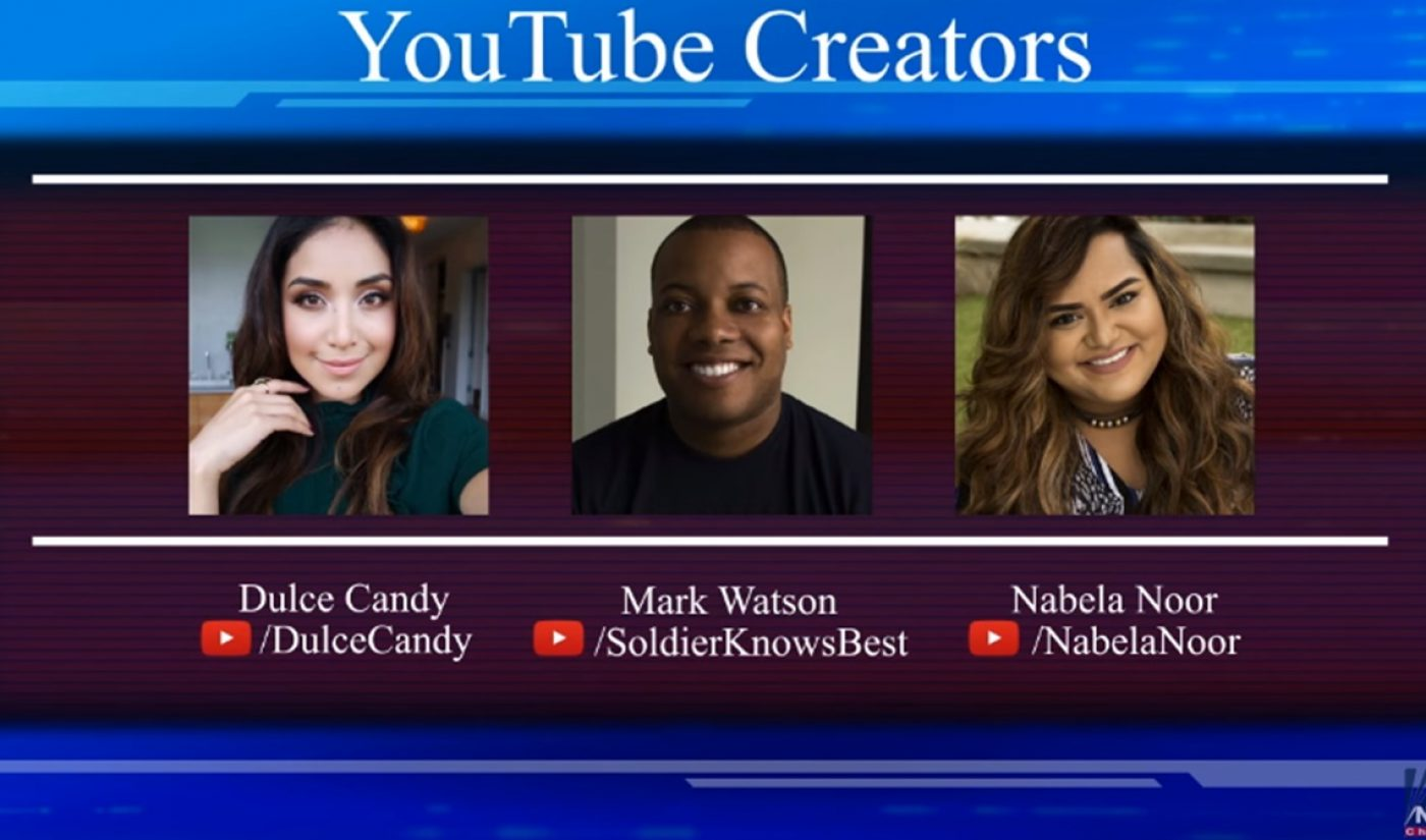 YouTube Reveals Creators Who Will Query Republican Candidates At Upcoming Debate