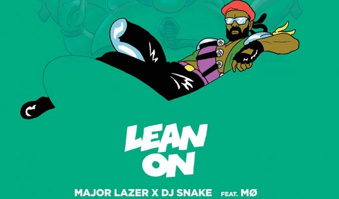 Major Lazer's 'Lean On' Becomes Latest YouTube Video To Achieve One Billion Views