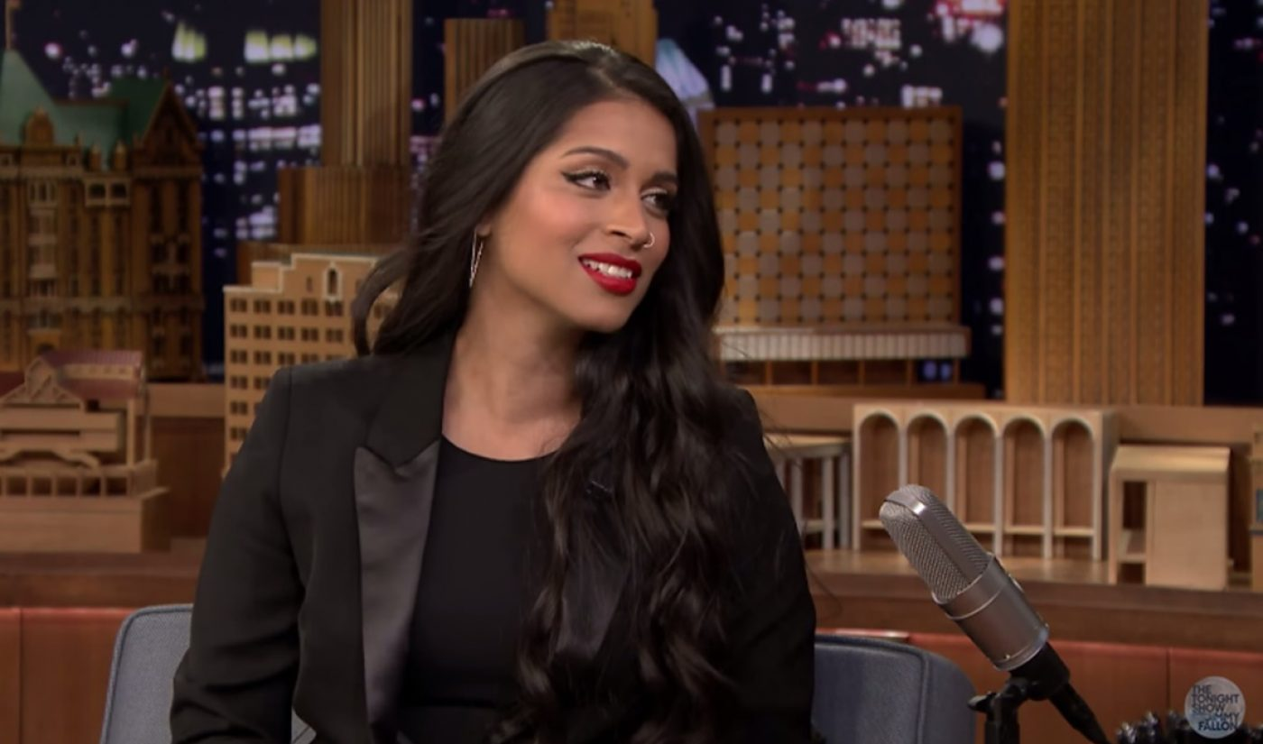 YouTube Star Lilly Singh Teases Upcoming Documentary On 'The Tonight Show'