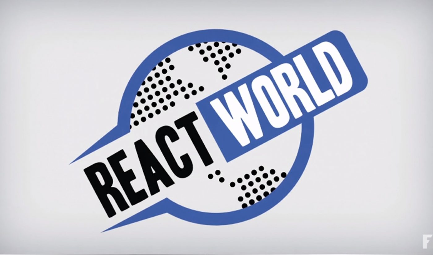 Fine Bros Entertainment Open Up Signature Formats To The Masses With 'React World'