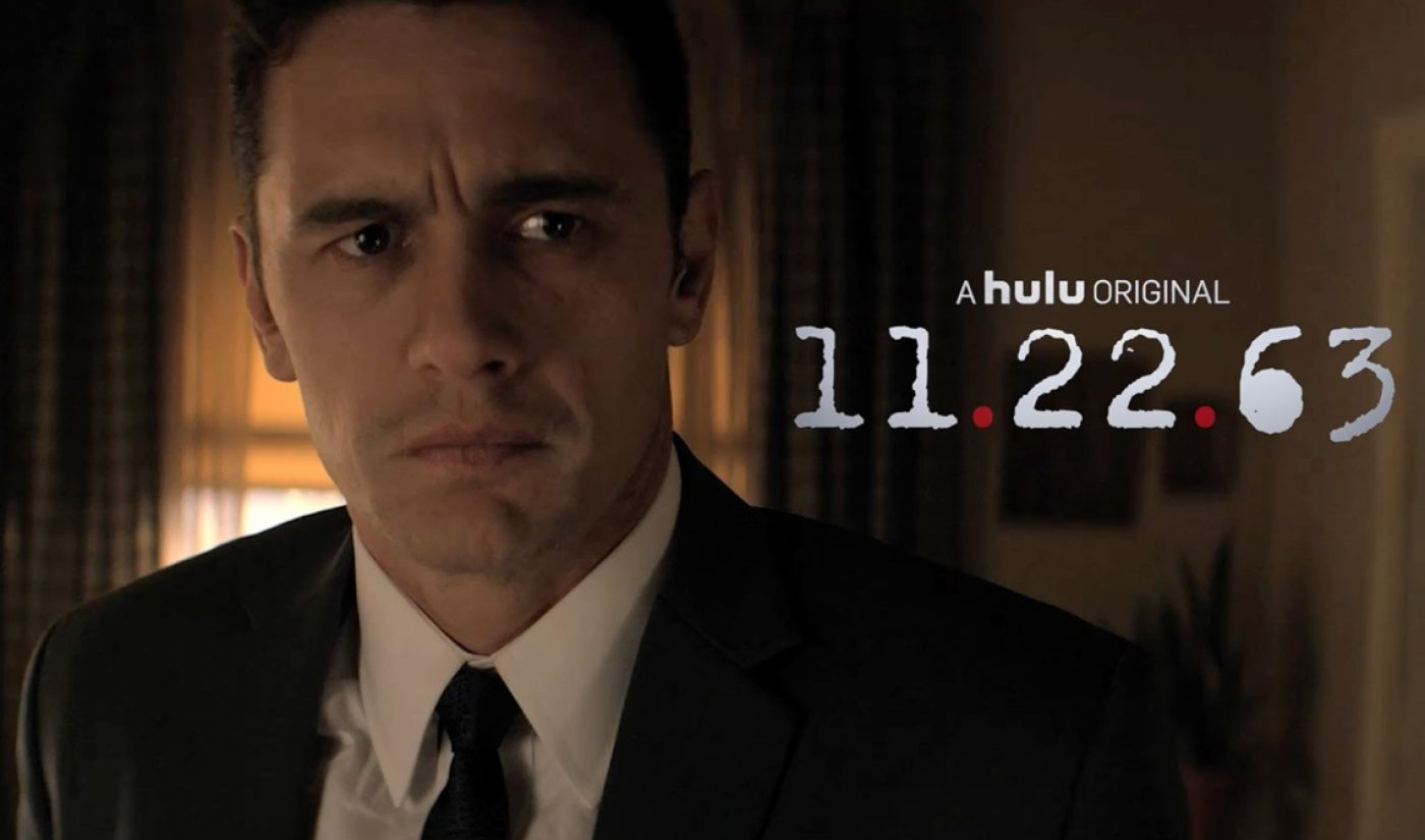 '11.22.63,' From Executive Producer J.J. Abrams, Premieres On Hulu To Mixed Reviews