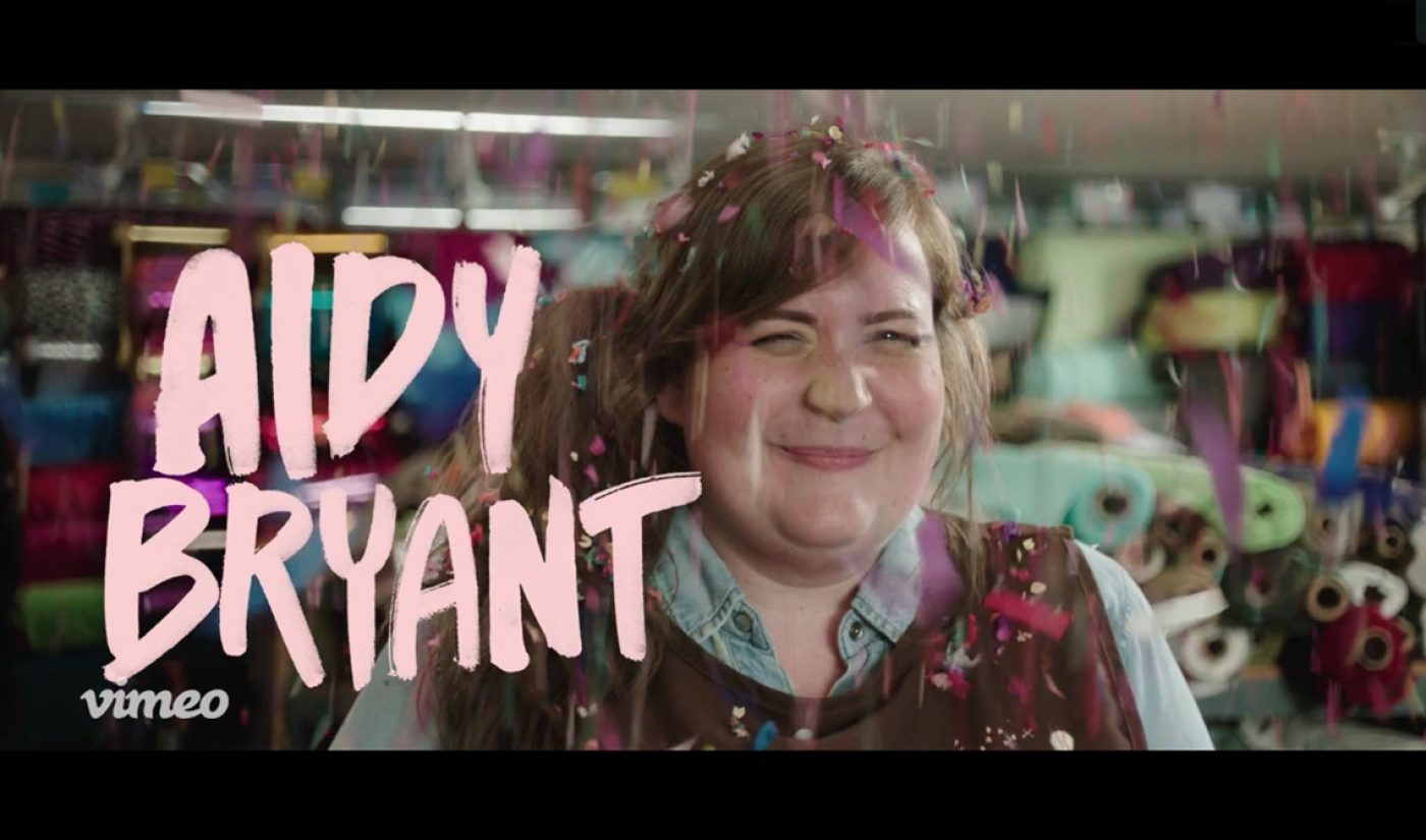 Aidy Bryant's Short Film 'Darby Forever' Provides Colorful Addition To Vimeo Library