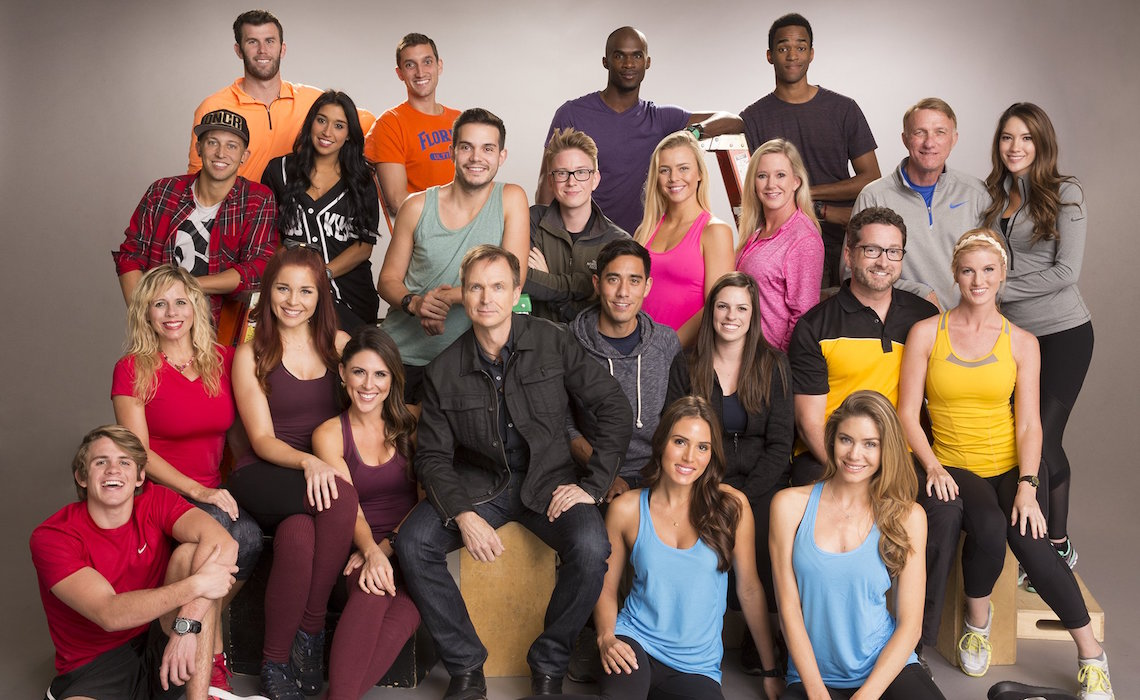 The Amazing Race Season 28 Introduction Get Ready Get