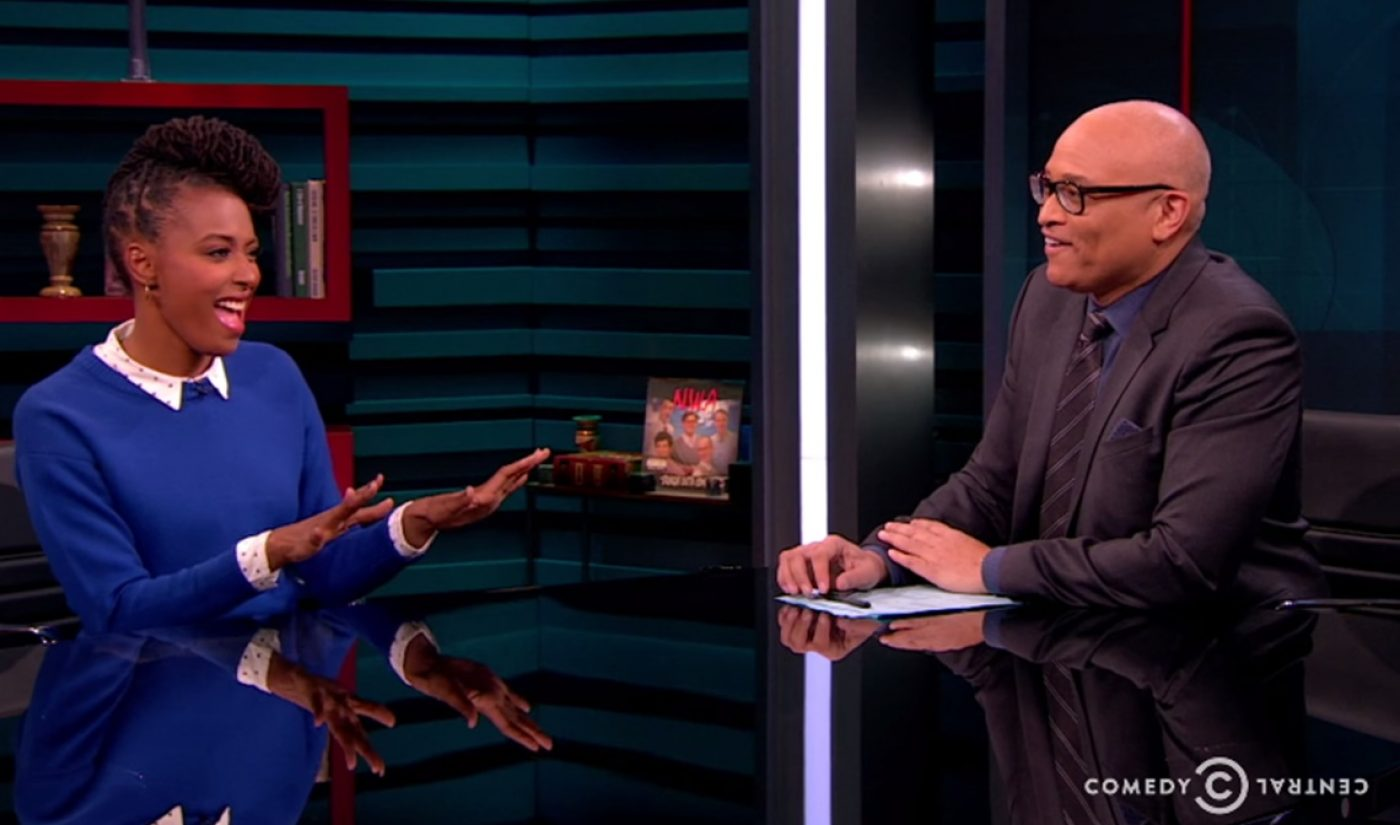 YouTube Personality Franchesca Ramsey Joins Comedy Central's 'Nightly Show'