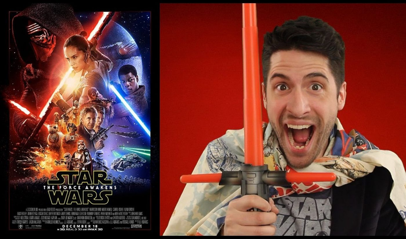 """YouTube Millionaires: Jeremy Jahns Will """"Always Be Here To Talk Movies"""""""