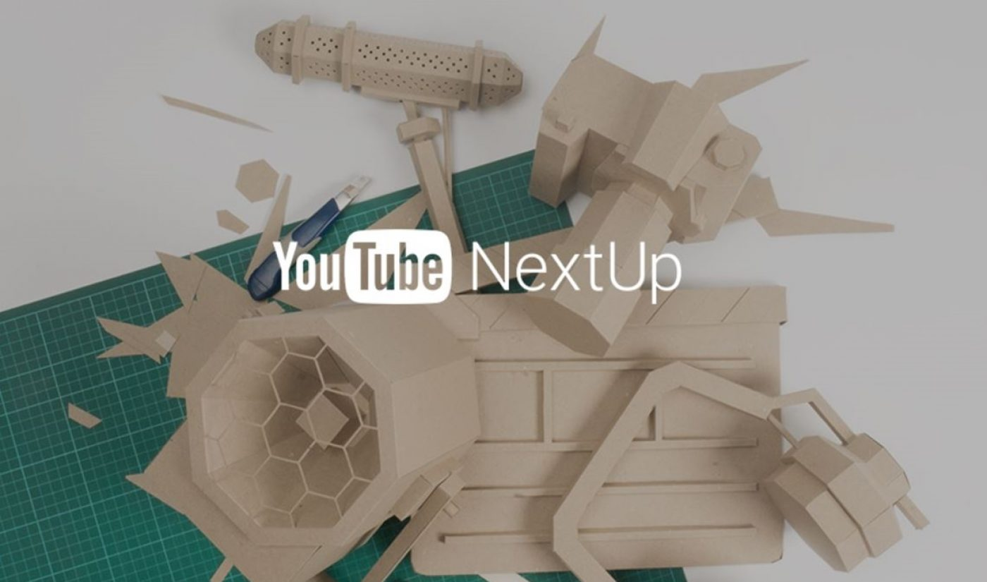 YouTube's NextUp Program Aims To Amp Up The Careers Of 360 Global Creators