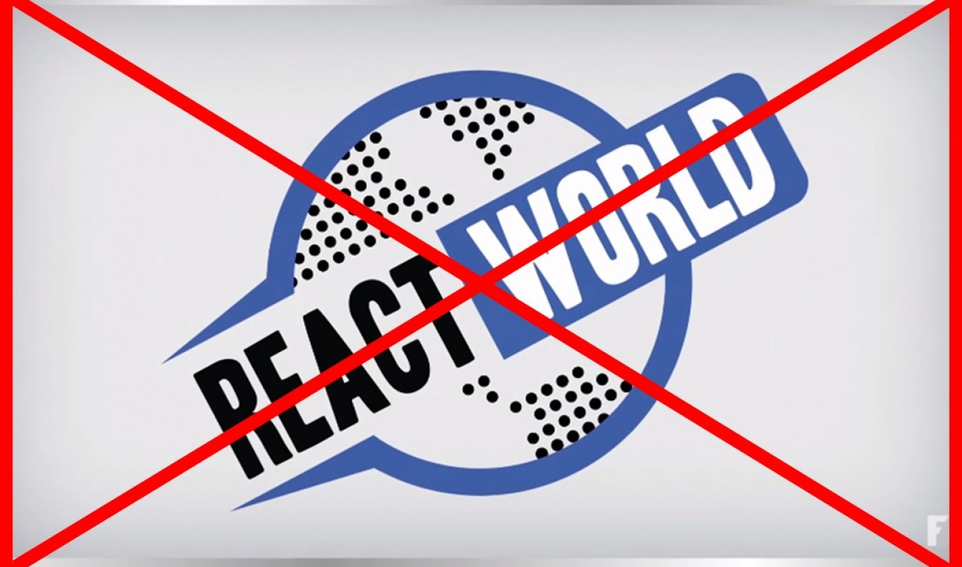 Fine Bros Cancel Plans For React World, Pull Back ContentID Claims And Trademarks