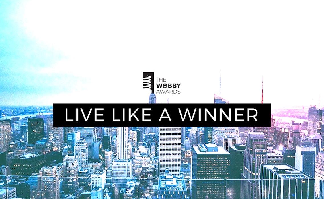 Webby-Awards-live-like-a-winner-sweepstakes