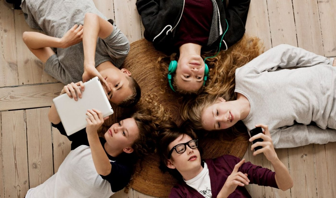 Teens Don't Mind Digital Ads, But Branded Content Is Much Preferred To Pre-Rolls: Study