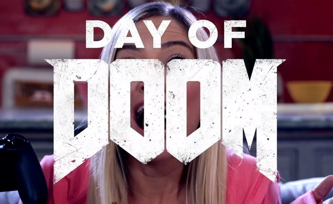 the day of doom by michael Thanks to bethesda for sponsoring this video fight like hell during the doom open beta, running april 15th-17th, or check it out when doom releases on may 1.