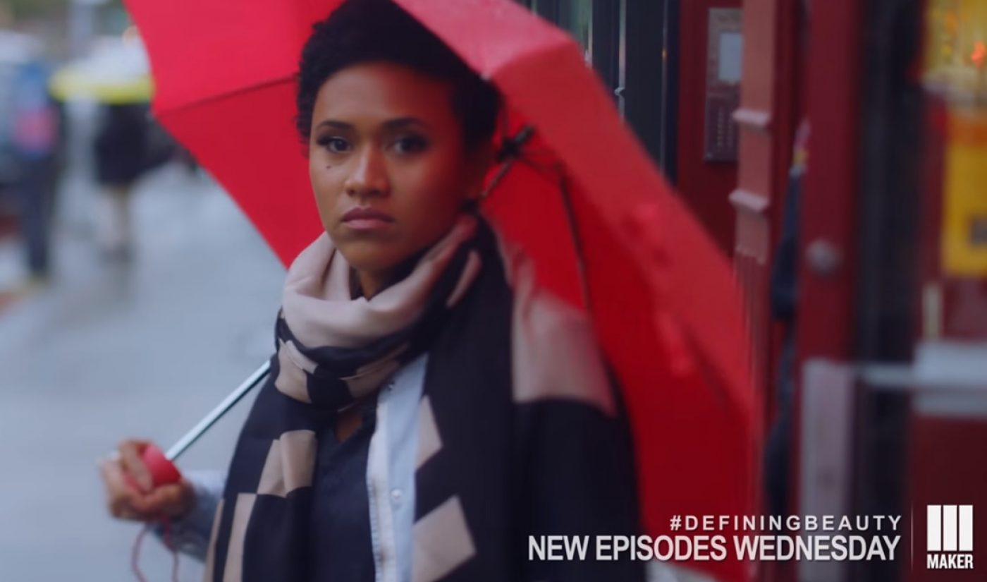 Maker Studios Is 'Defining Beauty' With New Web Series On Go90