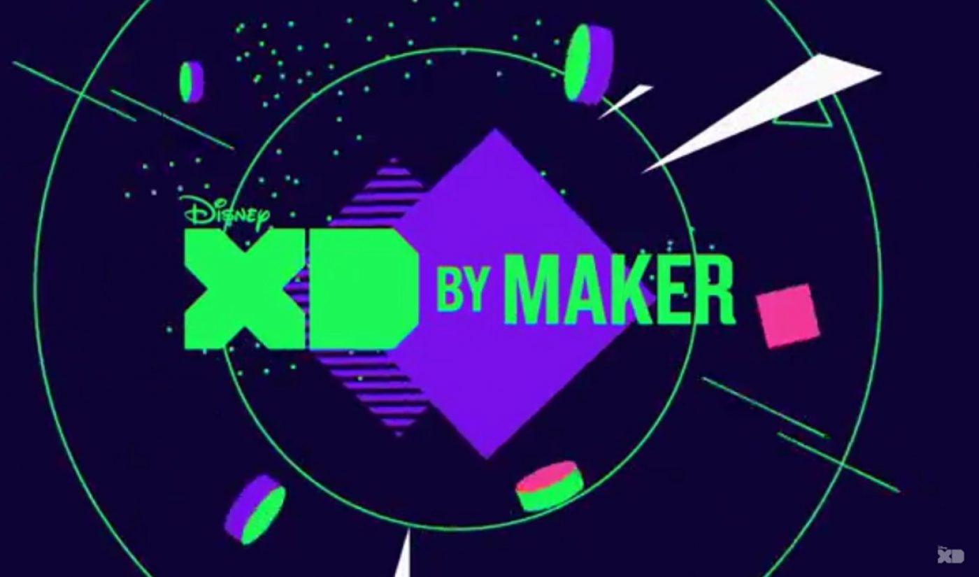 Disney XD Premieres Family-Friendly Shorts Led By Maker Studios Partners
