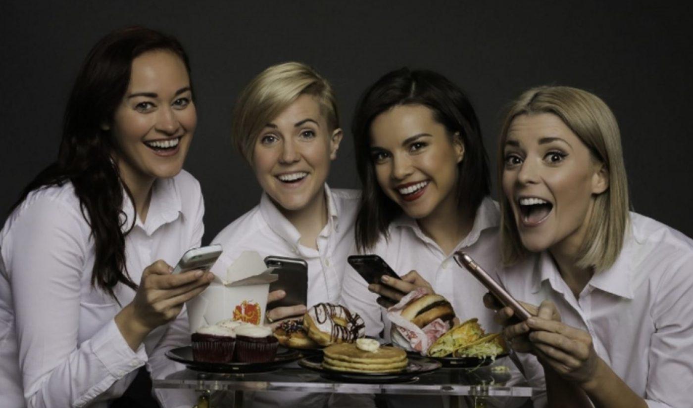 Hannah Hart, Mamrie Hart, Grace Helbig, And Ingrid Nilsen Named Founding Members Of Food App 'Dysh'