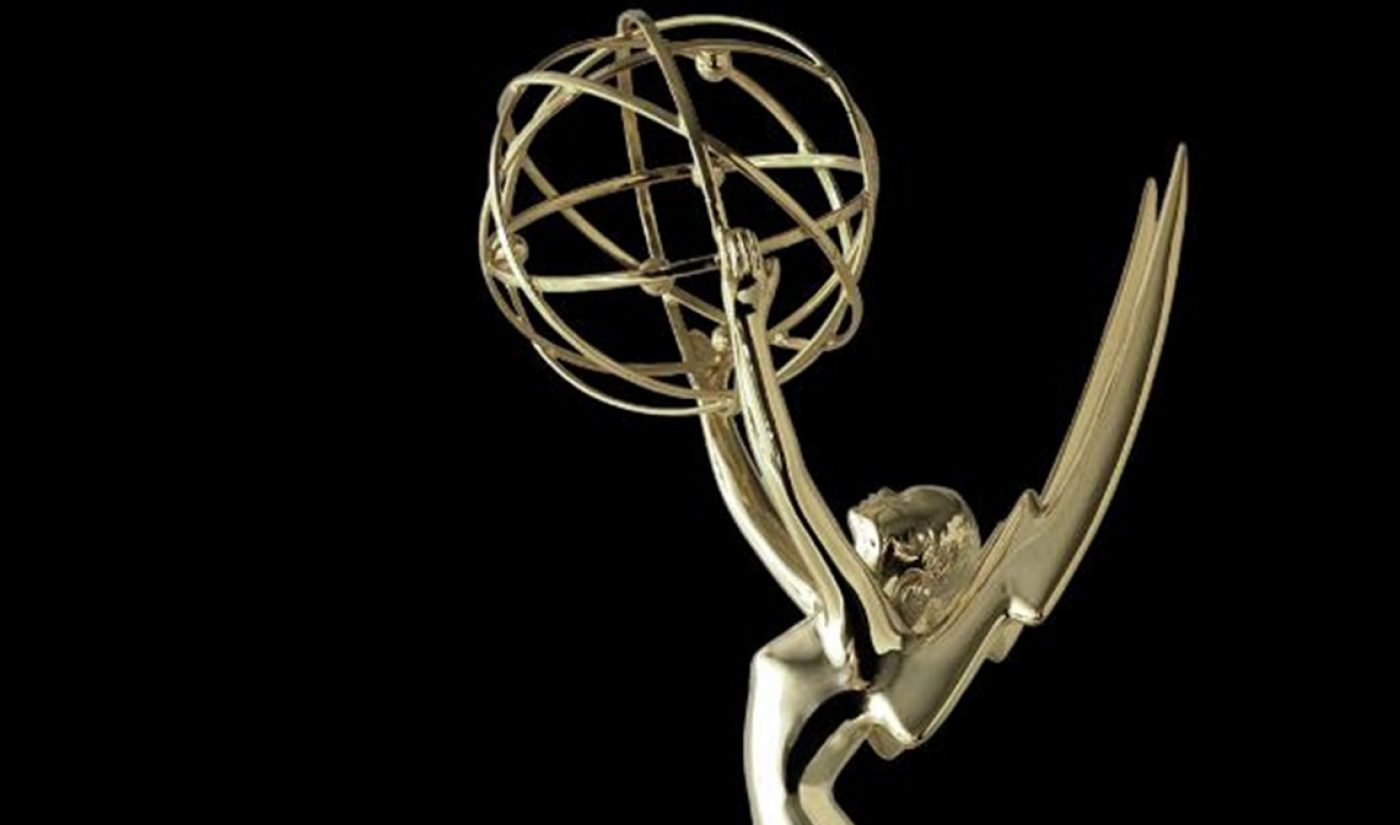 Emmy Awards Expands Categories For Short Form Content To Recognize Digital Storytelling
