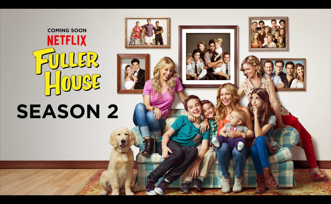 netflix to bring back 'fuller house' for a second season - tubefilter