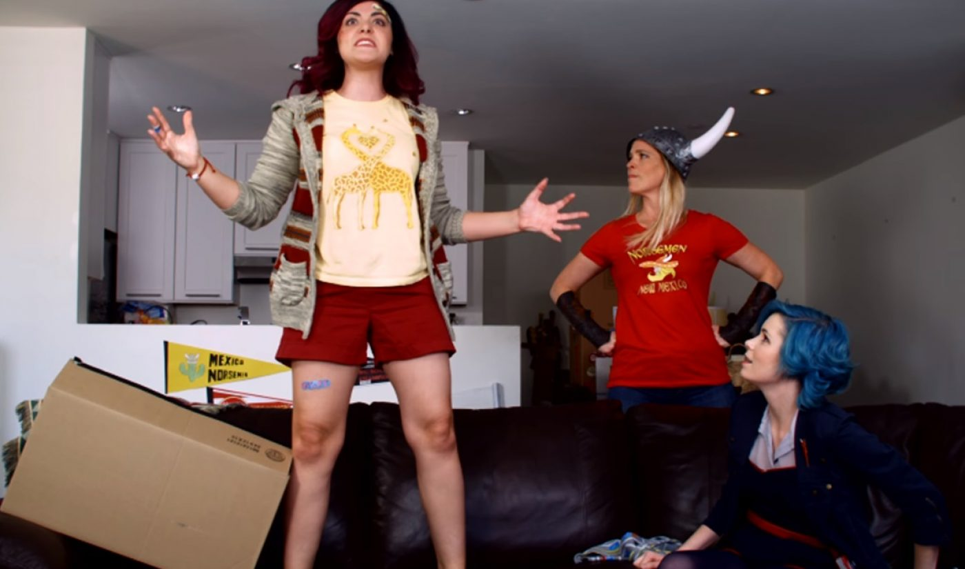 Indie Spotlight: 'Future Girl' Travels Through Time And Ends Up On The Couch