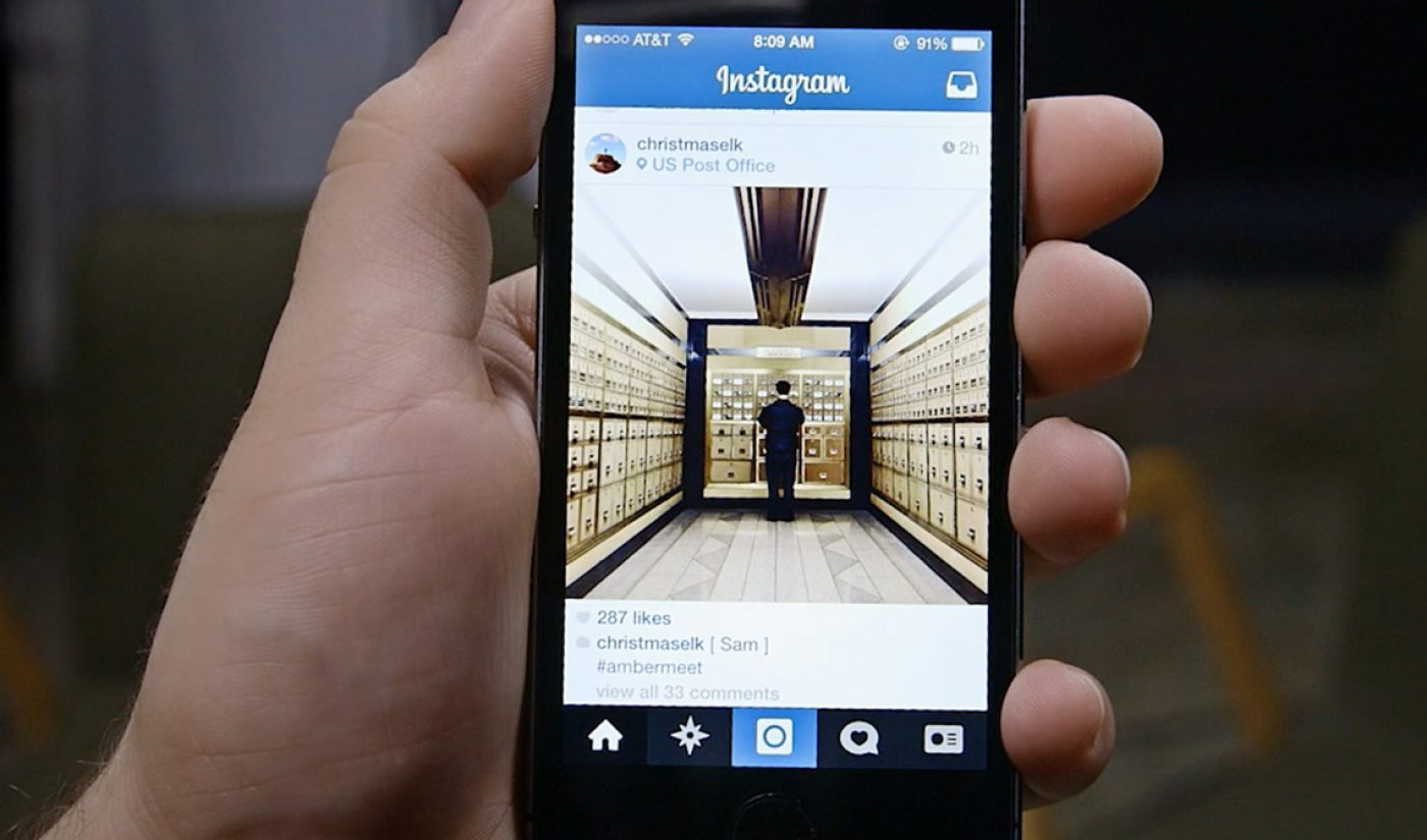 Instagram Trounces All Other Platforms In Terms Of Branded Video Engagement (Study)