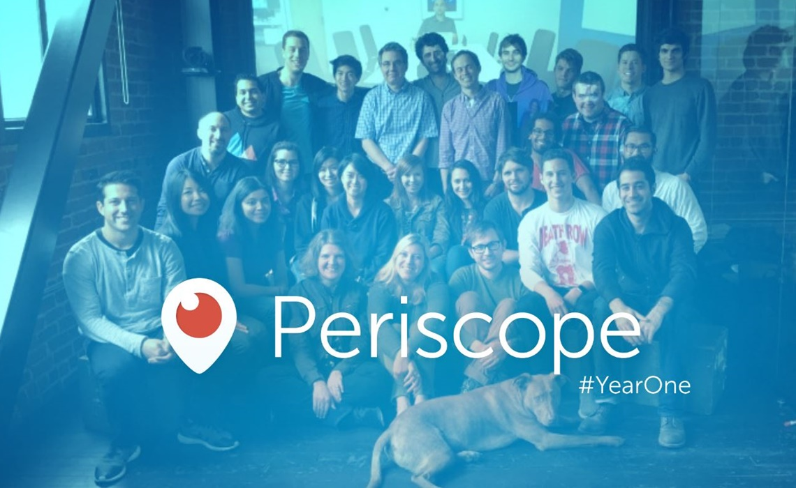 periscope-year-one