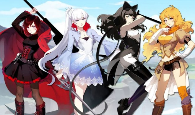 Rooster Teeth Will Bring Popular Anime Series 'RWBY' To Movie Theaters Worldwide With Tugg