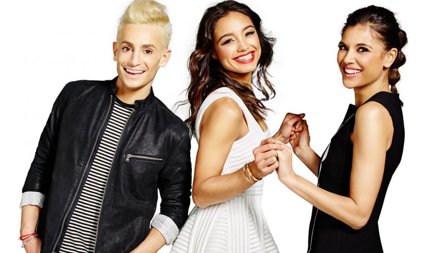 'Style Code Live,' Starring Frankie Grande, Is Amazon's First-Ever Live, Daily Show