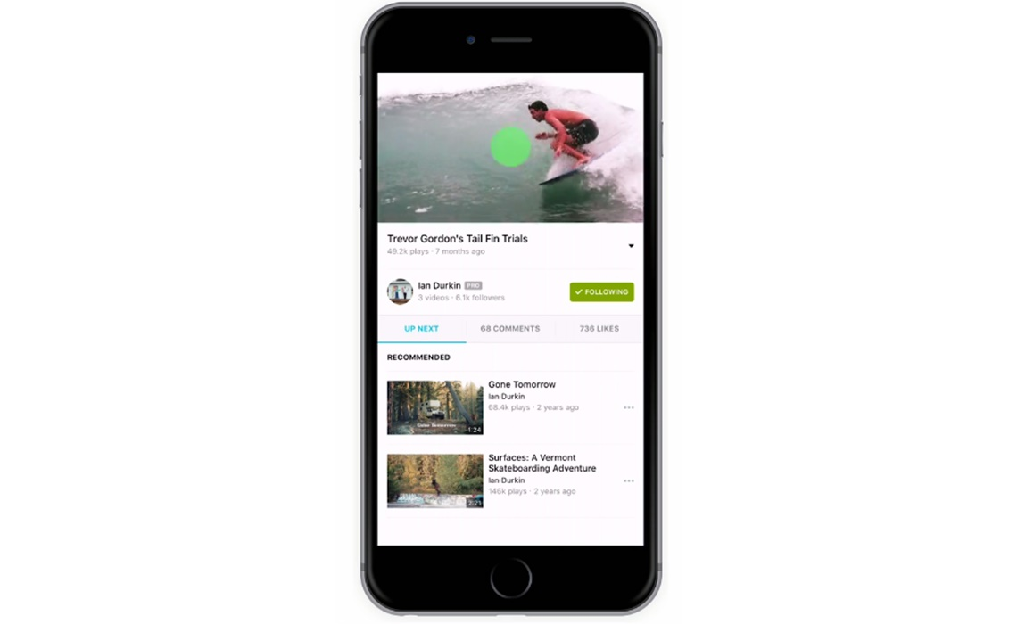 vimeo-ios-app