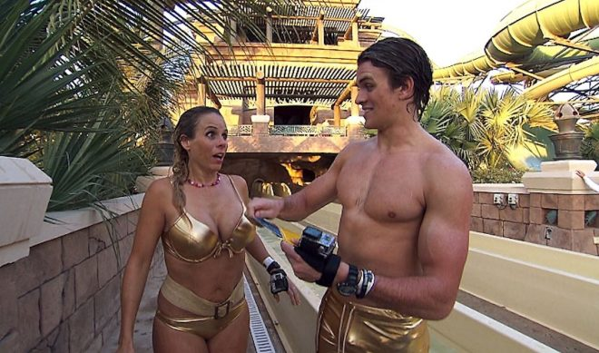 """'The Amazing Race' Season 28 Episode 8 Recap: """"I Have a Wedgie and A Half"""""""