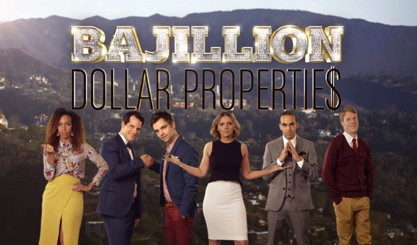 NBC's Seeso Renews Paramount-Produced Web Series 'Bajillion Dollar Propertie$'