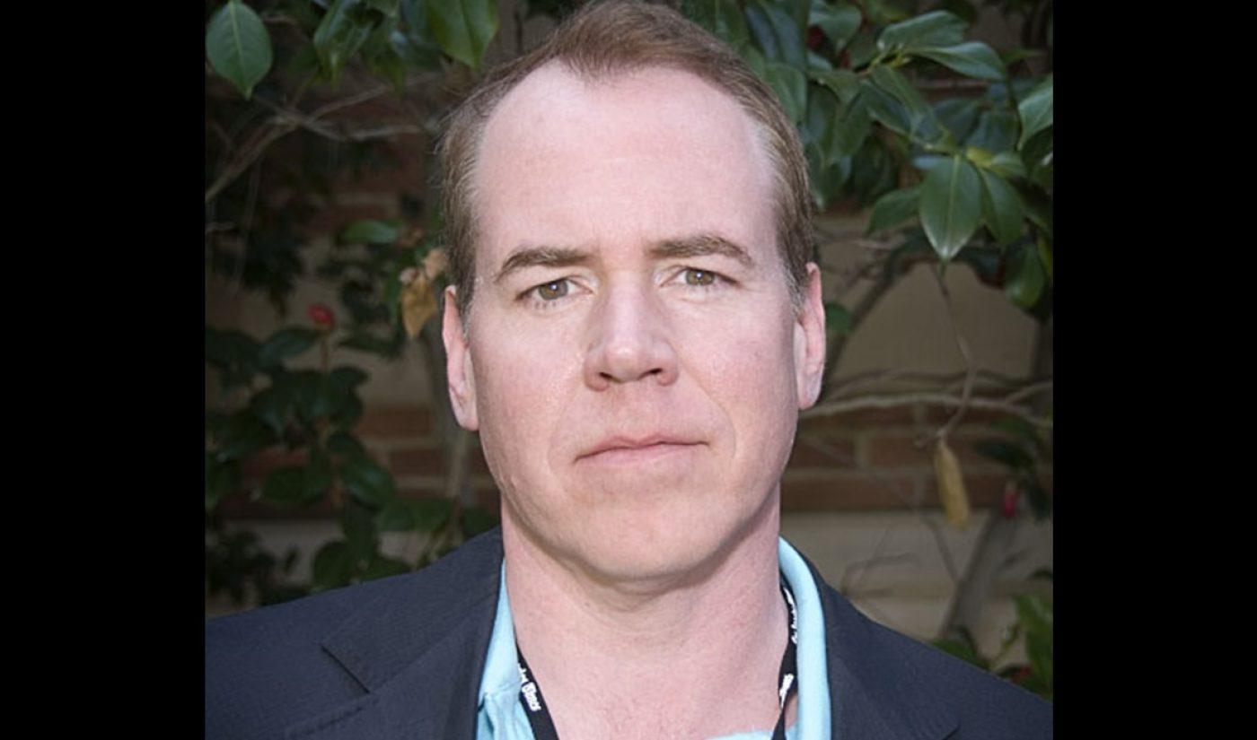 'American Psycho' Author Bret Easton Ellis To Direct First Series Alongside Fullscreen
