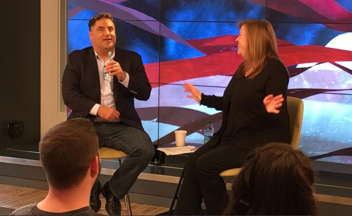 cenk-uygur-jane-sanders-youtube-space-ny