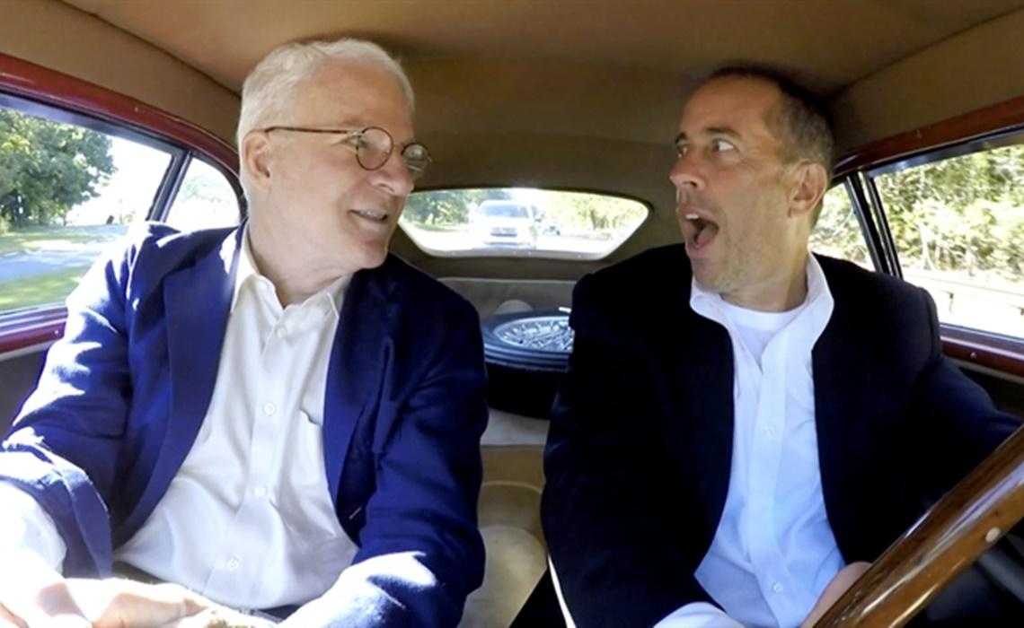 Comedians In Cars Getting Coffee New Season