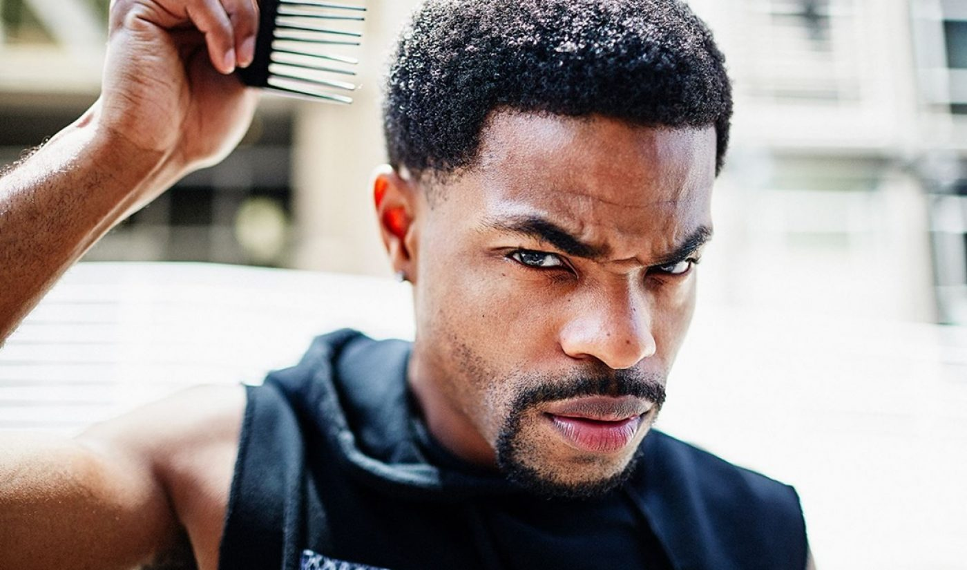 Viner-Turned-Movie Star King Bach Makes Debut Appearance On 'The Daily Show'