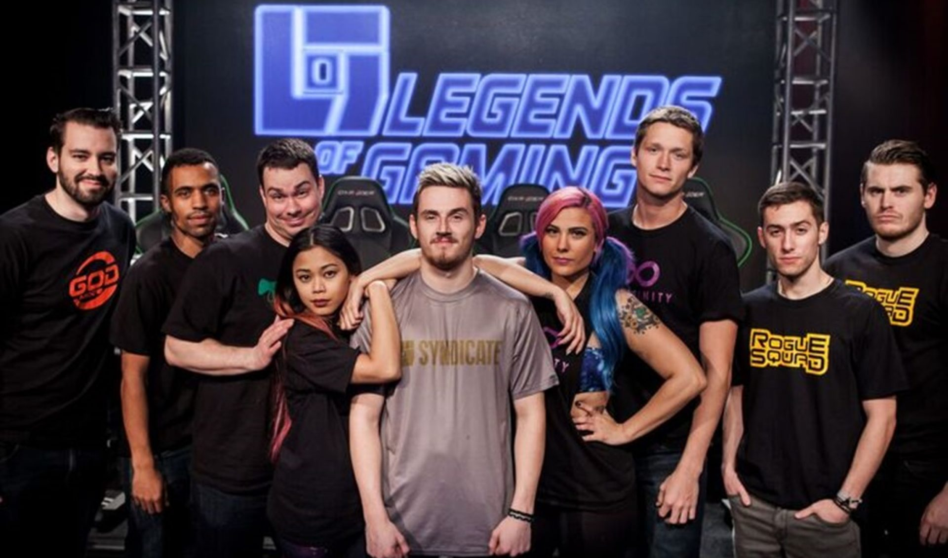 Endemol Beyond And Mashable Ink Distribution Pact For 'Legends Of Gaming', Others