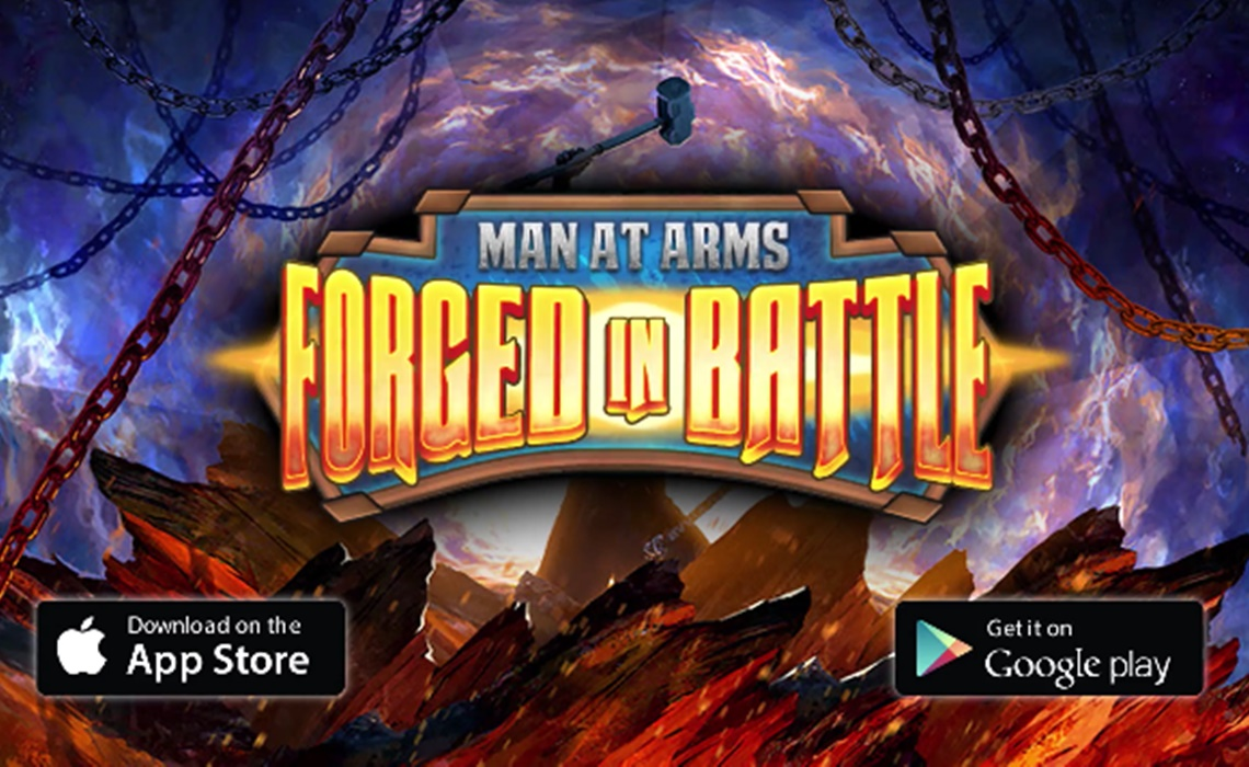 Man At Arms: Reforged' Web Series Launches New Mobile Game - Tubefilter