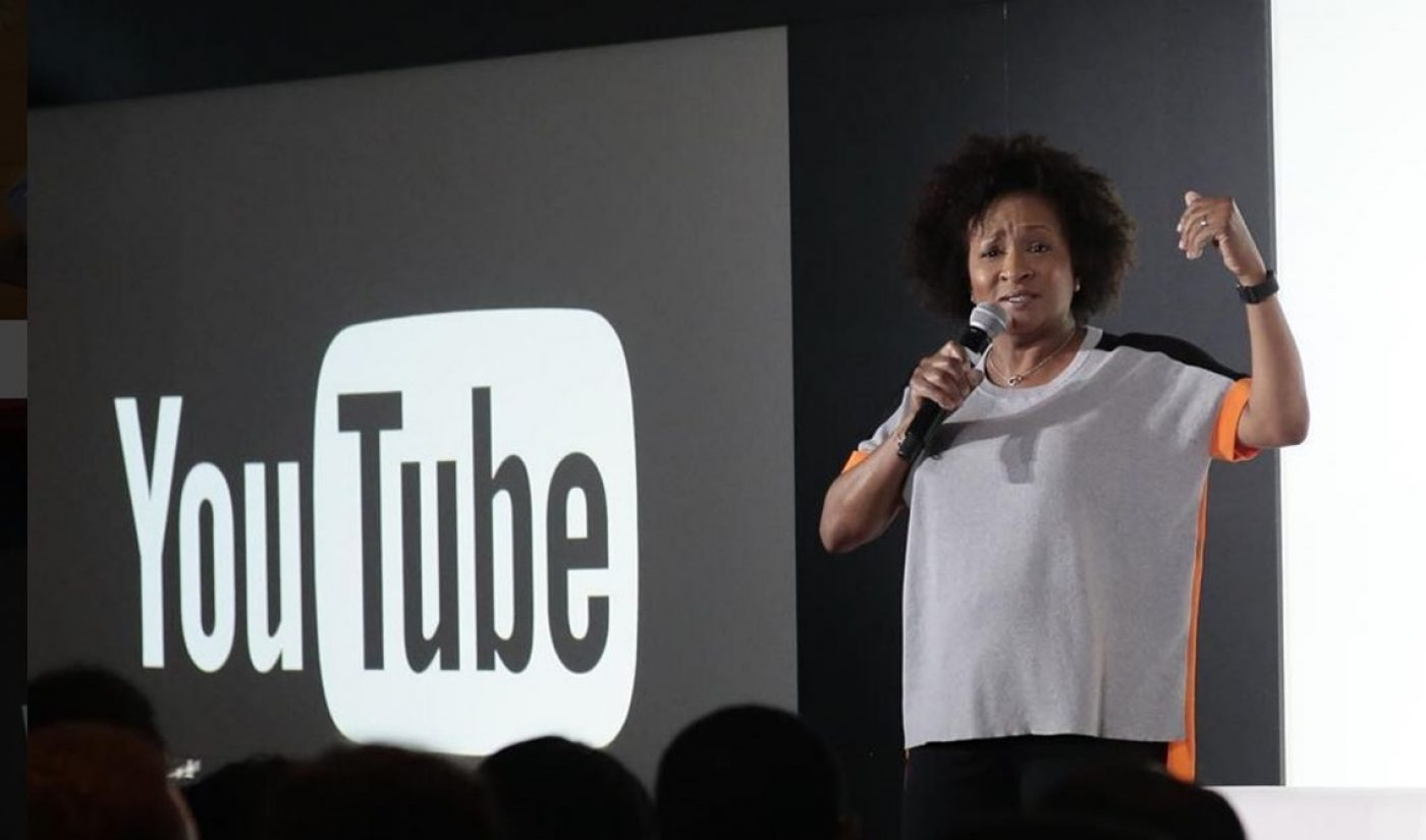 YouTube Hosts Inaugural #YouTubeBlack Event To Support Creators Of Color