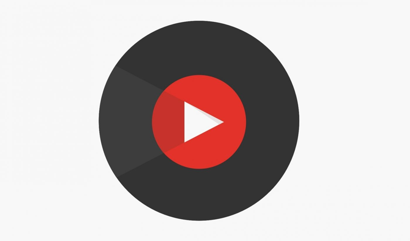 YouTube Responds To Criticism From Musicians, Labels