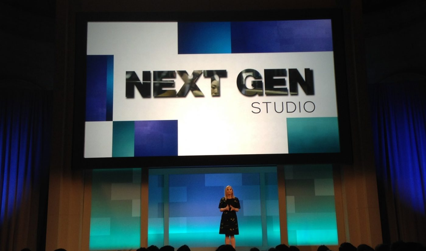 Conde Nast Entertainment Touts Incubators, Originals In Busy NewFronts Pitch