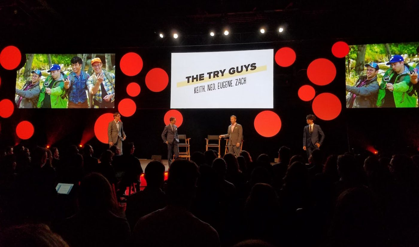 The Try Guys, Quinta Brunston, Ashly Perez Lead BuzzFeed's Original Programming Slate