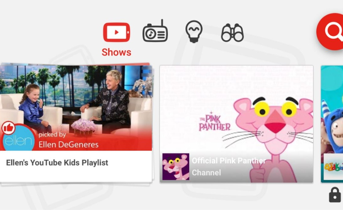 ellen degeneres curates youtube kids playlist as sesame workshop launches new children 39 s channel. Black Bedroom Furniture Sets. Home Design Ideas
