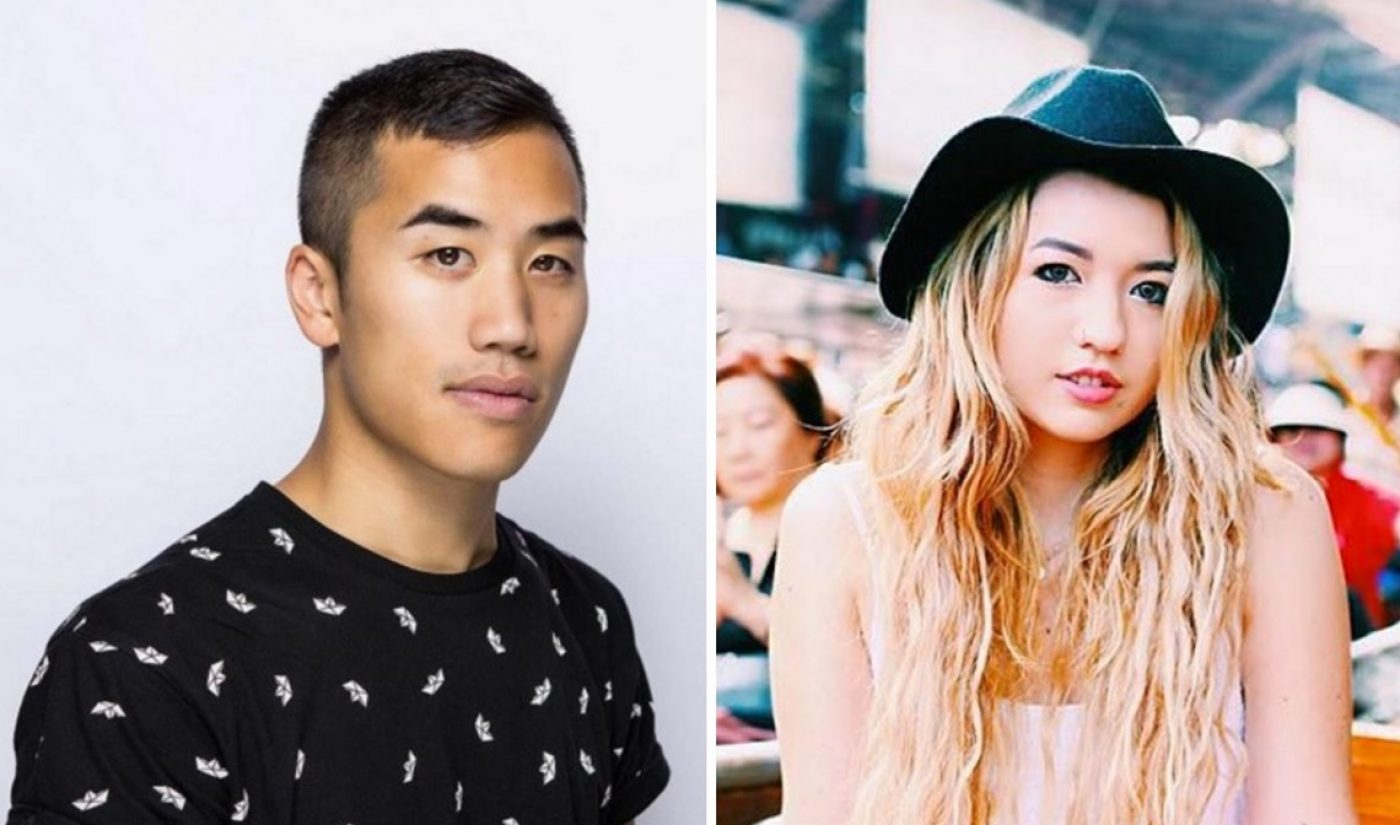 Fullscreen Signs Andrew Huang, Mia Stammer, Carly Cristman, And More (Exclusive)