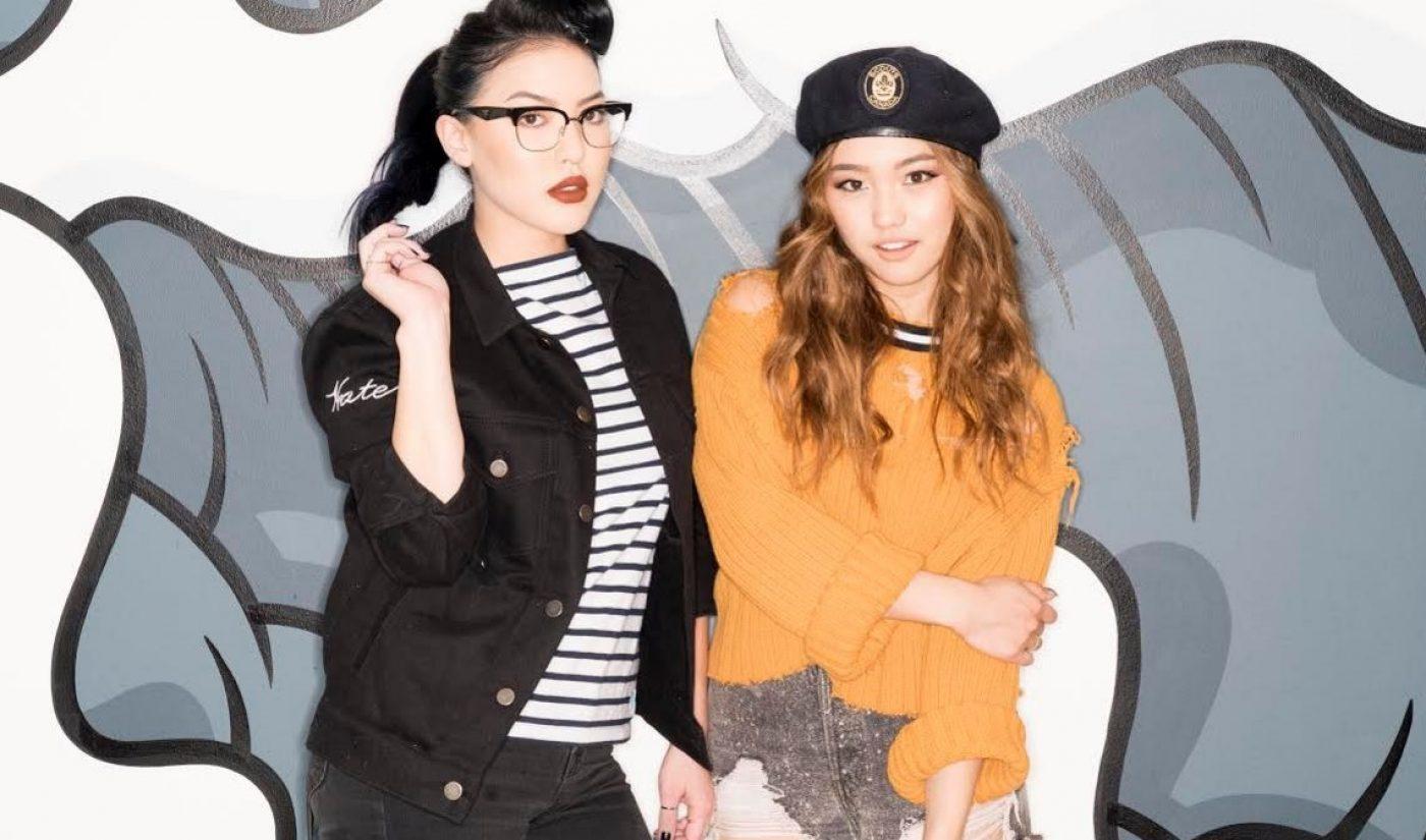 Kin Community Signs Leading Lifestyle Creators Jenn Im And Stephanie Villa