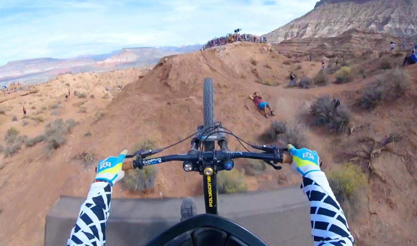 Red Bull Grabs Stake In GoPro As Part Of Content Partnership