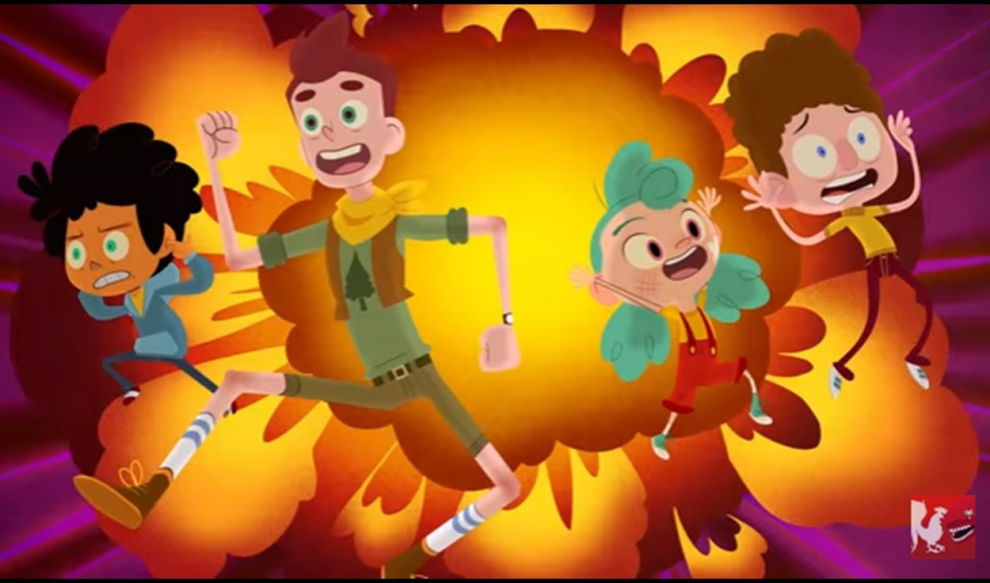 """Rooster Teeth Drops 'Camp Camp' Trailer As It Hypes Up """"Summer Of Animation"""""""